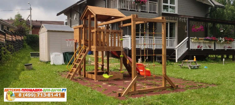 Детская площадка для частного дома