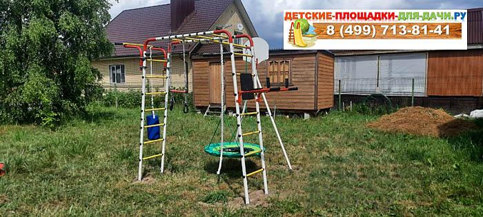 Детская площадка Romana Fitness качели-гнездо