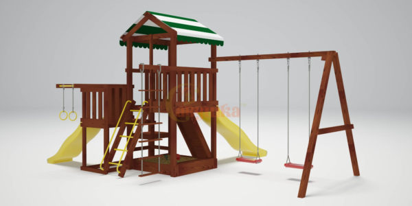 Детская площадка Савушка Хит 5-3