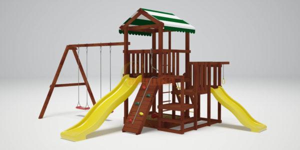 Детская площадка Савушка Хит 5-5