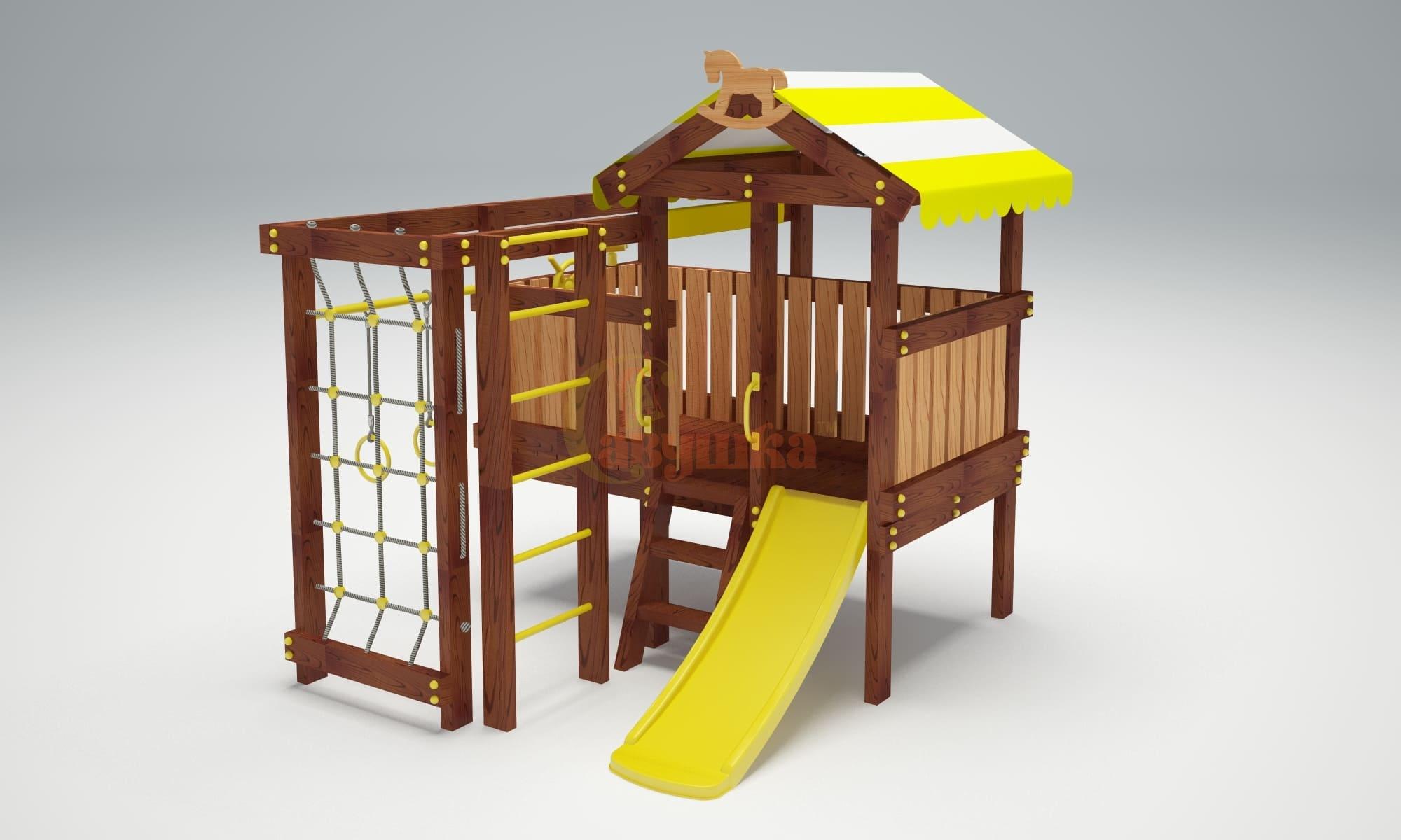 Детская площадка Савушка Baby play 1-2
