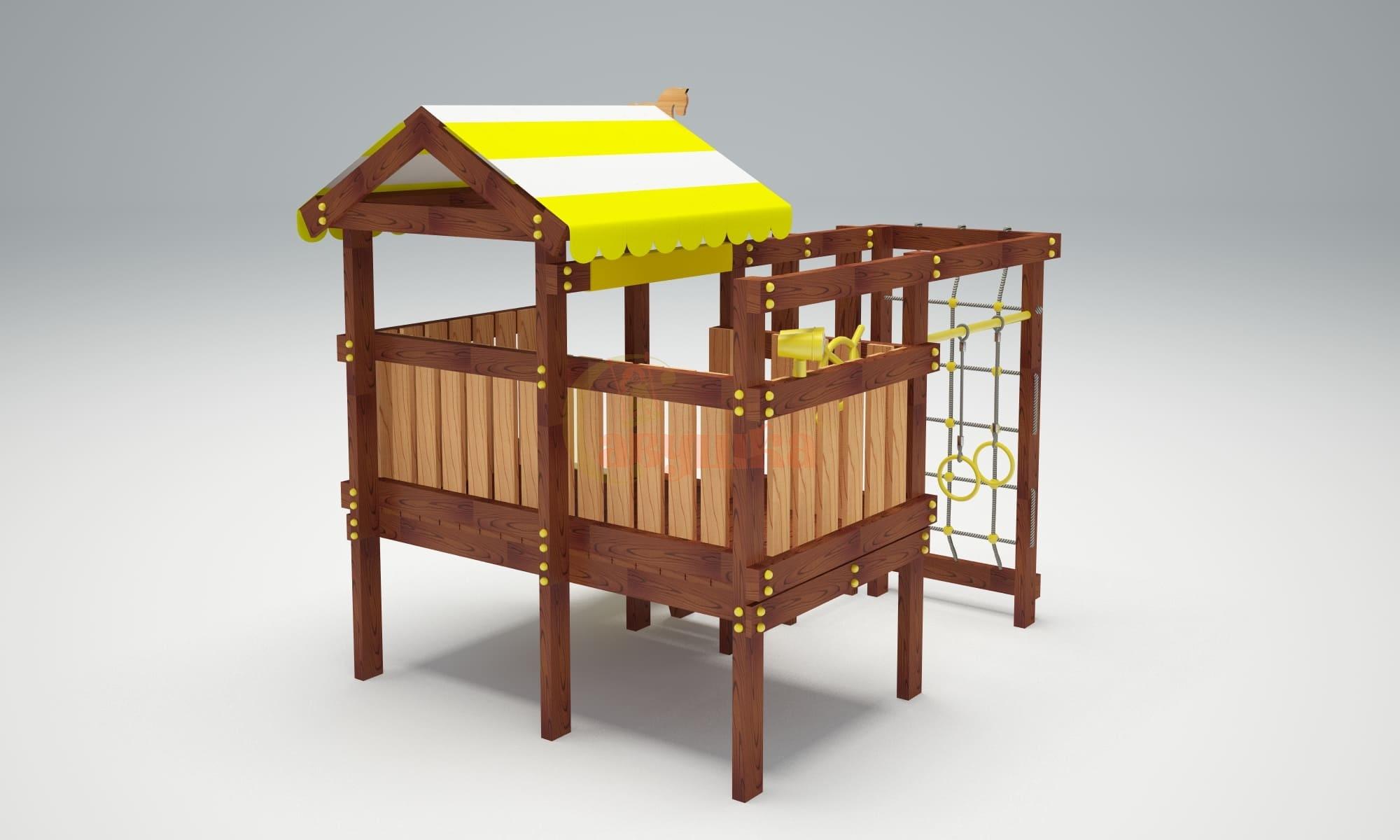 Детская площадка Савушка Baby play 1-4