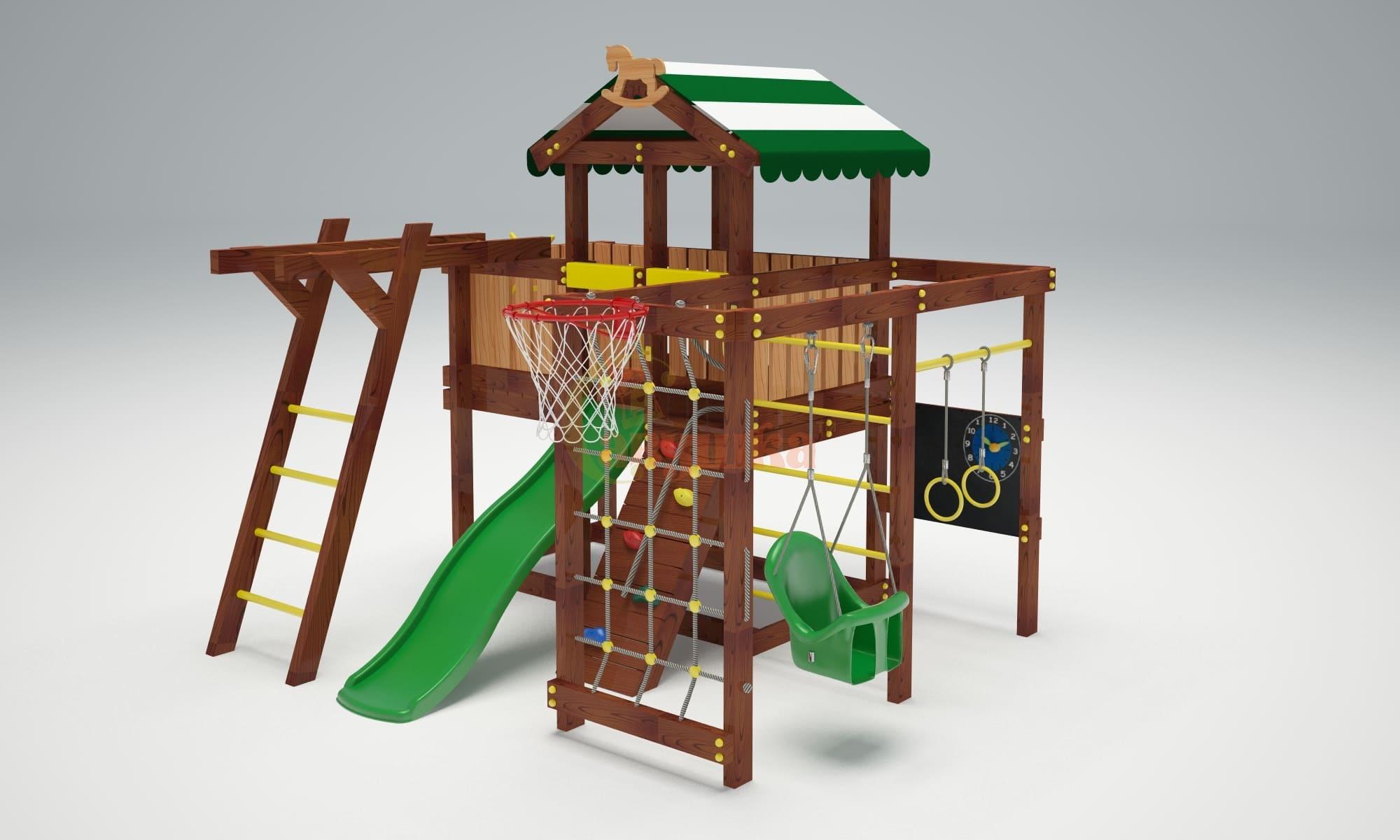 Детская площадка Савушка Baby play 5-2