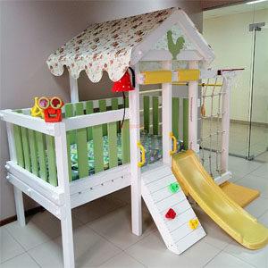 Детские игровые комплексы для квартиры и дома