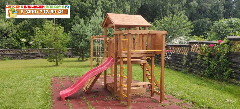 Детские площадки с установкой в Калуге и Калужской обалсти