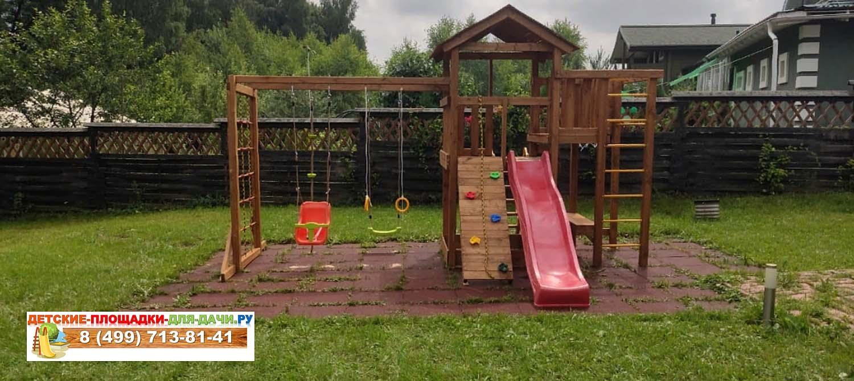 Детские площадки с установкой во Владимире и Владимирской области