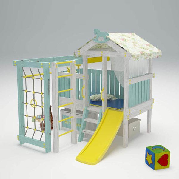 Игровой комплекс Савушка Baby 1-1